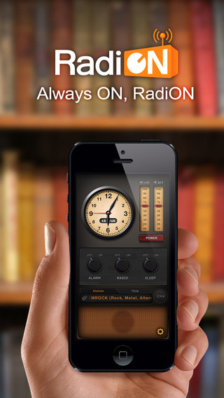 RadiON2 Free -The world's best music radio stations are here