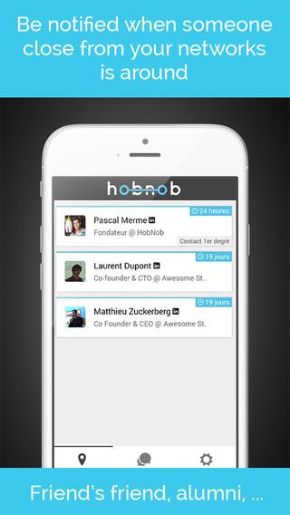 HobNob Networking