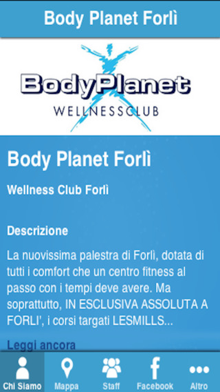 Body Planet Forlì