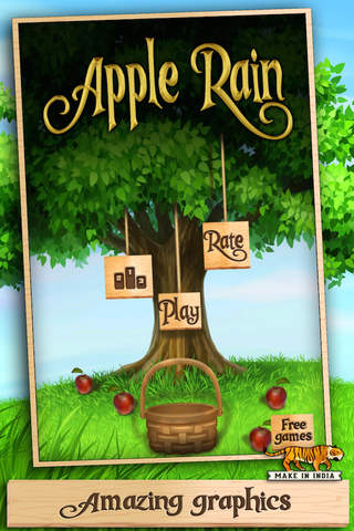 Apple Rain screenshot 3