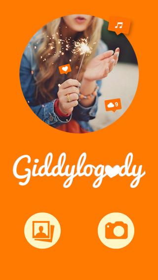 Giddyology - Giddy emoji sticker