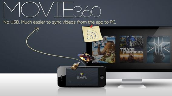 Movie360 – 用电影的味道诠释你的生活