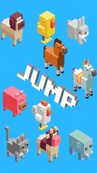 Jump - Endless Jumping Game