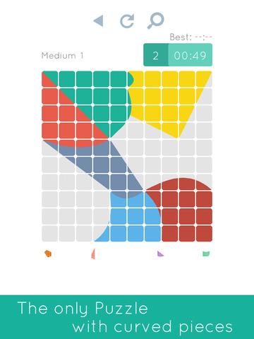Blocks & Shapes: Color Tangramscreeshot 2