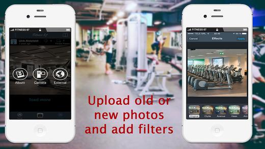Fitness - Social App