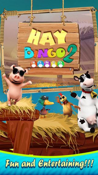 Hay Bingo Free - Farm Casino Edition
