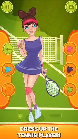 Tennis Tournament Fashion Salon CROWN