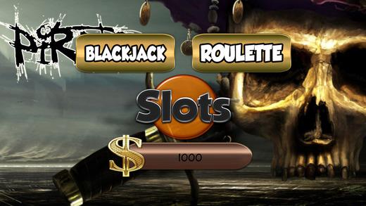 AAA Free Slots Casino Pirate 777
