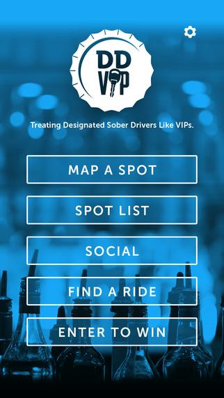 DDVIP – Bar Finder for Designated Drivers