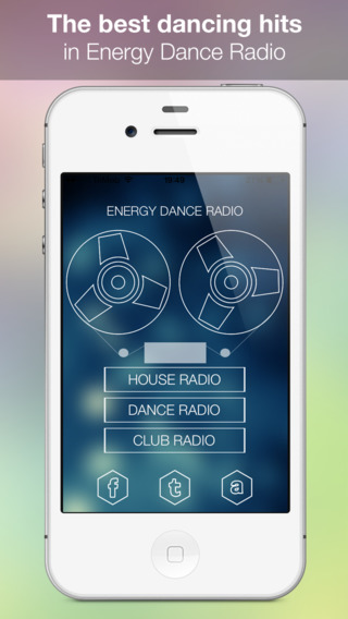 Fitness Dance Radio - free music and dance hits online for workout