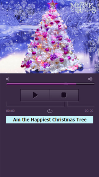 Beautiful Christmas Tree Songs