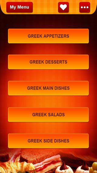 Greek Food Recipes Cook Special Greek Meal