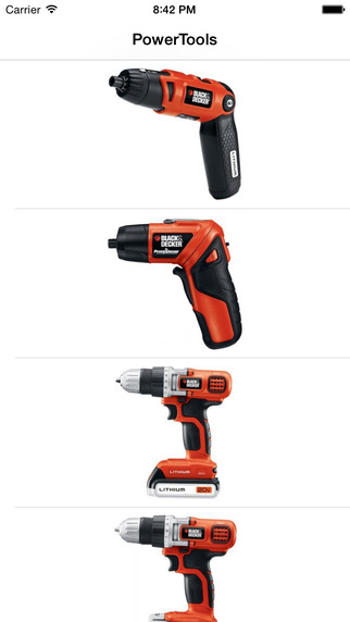 Power Tools - Shop for Cordless Drills and Screwdrivers from Black Decker