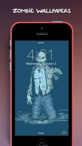 Zombie HD Live Wallpaper