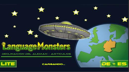 LanguageMonsters Lite - DE_ES