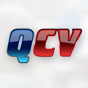 QuickCV for iPhone LOGO-APP點子