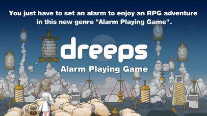 dreeps: Alarm Playing Game screenshot 1