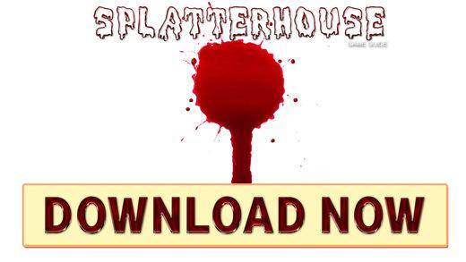 Game Pro - Splatterhouse Version