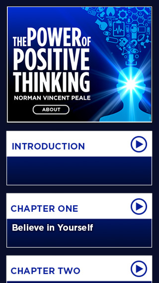 The Power of Positive Thinking by Dr. Norman Vincent Peale A Hero Notes Audiobook Program