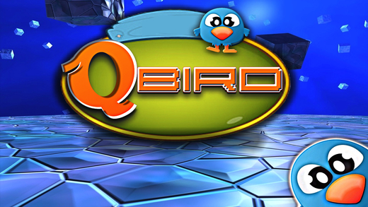 Amazing Q-bird - FREE fun game for kids boys and girls by Candy LLC.