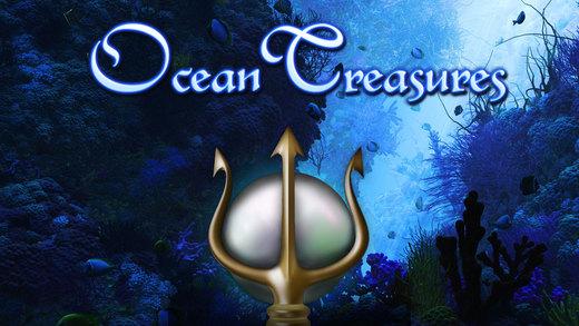 AAA Ocean Slots - The Treasure of the Sea Machine Gamble Game Free