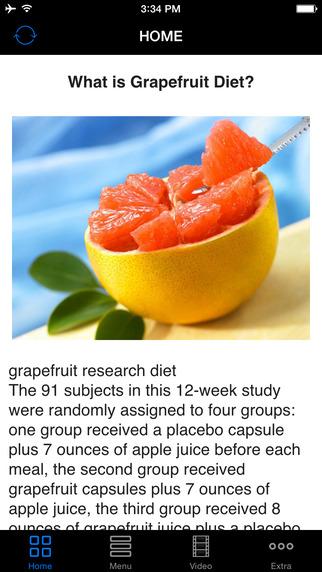Grapefruit Diet Pro