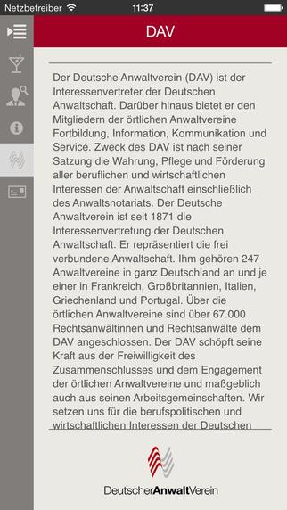 Blutalkoholrechner iPhone Screenshot 5