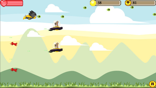Flying Squad Infinity Shooter