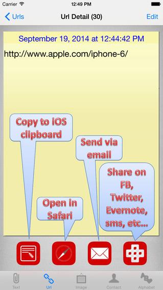 剪贴板记录管理:Clipboard Manager and History
