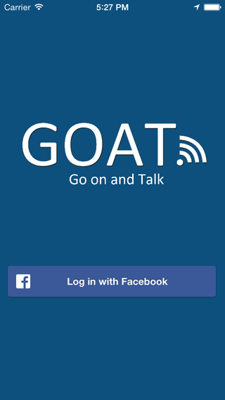 GOAT - Go On And Talk