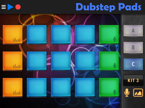 Dubstep Pads! screenshot