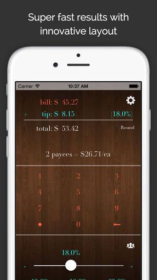 Speed Tip Calculator