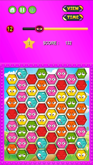 Match The Colorful Faces - Mix And Jump The Dots Puzzle PRO