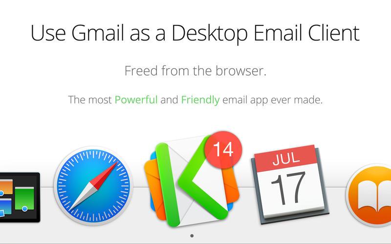 Kiwi for Gmail Lite Screenshot - 1