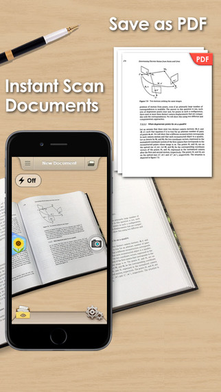Doc Scan Pro - Scanner to Scan PDF Print Fax Email and Upload to Cloud Storages