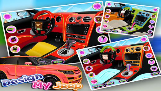 Design My Jeep