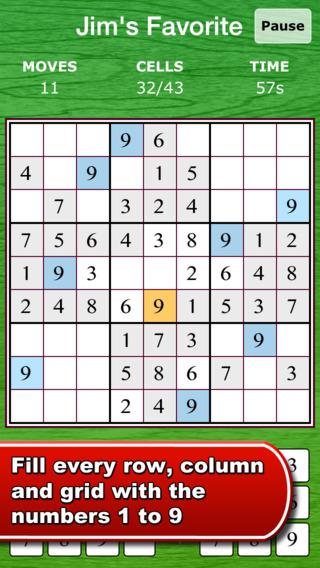 Acuity Games: Sudoku