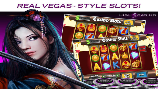 Aces FREE Vegas Slots Machine 777