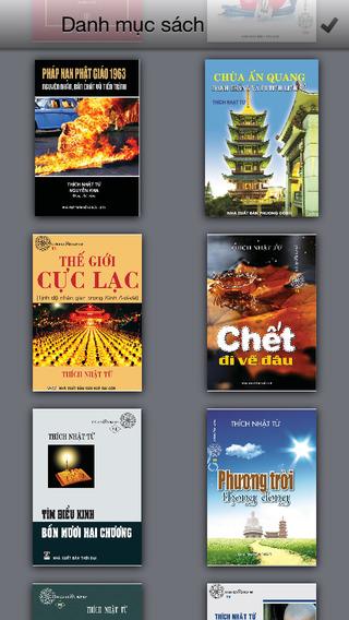 Kinh sách của thầy Thích Nhật Từ