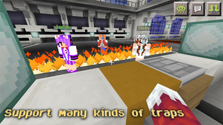 Death Run : Mini Game With Worldwide Multiplayer  Screenshot