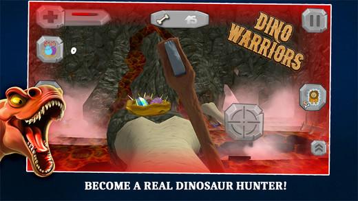 Dino Warriors 3D Deluxe
