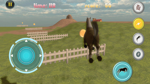 Horse Farm Simulator