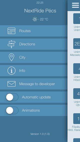 NextRide Your Local Transport App