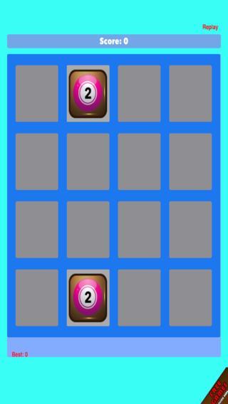 Bingo 2048 Madness - Casino Puzzle Blitz FREE