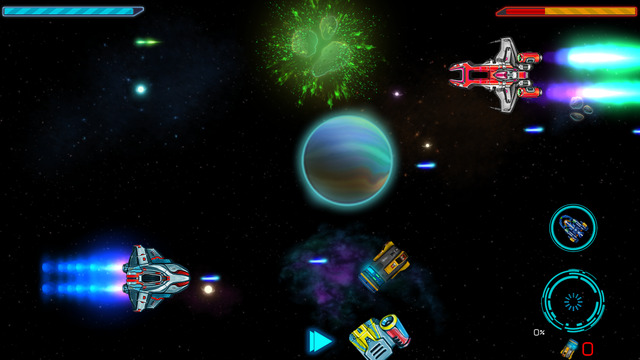 Space Outlaw Screenshots