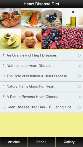 Heart Disease Diet - Have a Fit Healthy Heart with Best Nutrition