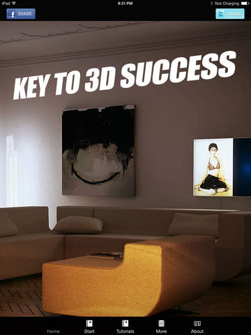 Key to 3D Success - VRay Training HD
