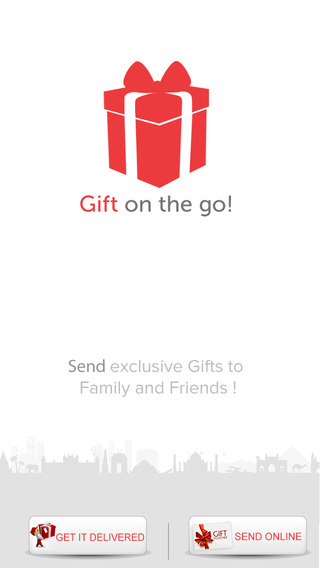 Gift on the go