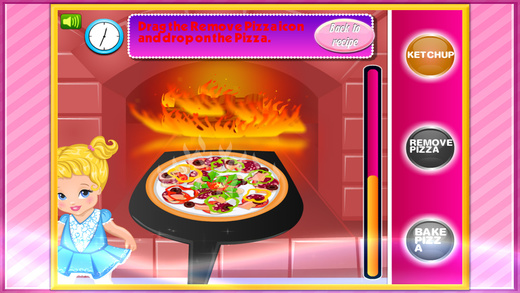 Kids Cooking Games - Pizza