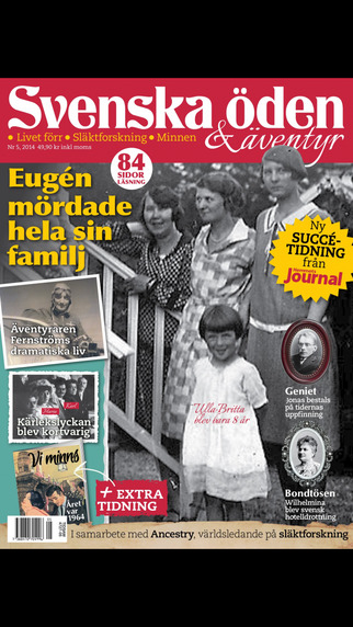 Svenska Öden Äventyr